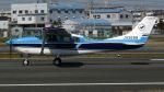 航空見聞録さんが、八尾空港で撮影した中日本航空 TU206F Turbo Stationairの航空フォト(写真)