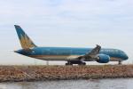 空飛ぶティラミスさんが、シドニー国際空港で撮影したベトナム航空 787-9の航空フォト(写真)