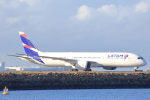 空飛ぶティラミスさんが、シドニー国際空港で撮影したラン航空 787-9の航空フォト(写真)