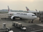 職業旅人さんが、羽田空港で撮影した日本航空 767-346/ERの航空フォト(写真)