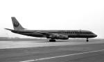 ハミングバードさんが、名古屋飛行場で撮影した日本航空 DC-8-53の航空フォト(写真)