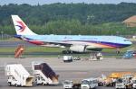sky77さんが、成田国際空港で撮影した中国東方航空 A330-243の航空フォト(写真)