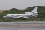 Gulf650Erさんが、羽田空港で撮影したElise Continental Ltd Falcon 7Xの航空フォト(写真)