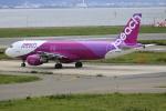 Koba UNITED®さんが、関西国際空港で撮影したピーチ A320-214の航空フォト(写真)