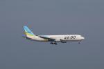 しかばねさんが、羽田空港で撮影したAIR DO 767-33A/ERの航空フォト(写真)