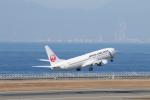 カンタさんが、中部国際空港で撮影した日本航空 737-846の航空フォト(写真)