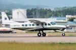 comdigimaniaさんが、函館空港で撮影したアジア航測 208B Grand Caravanの航空フォト(写真)