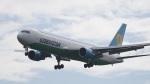 てつさんが、成田国際空港で撮影したウズベキスタン航空 767-33P/ERの航空フォト(写真)