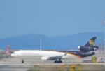 toyoquitoさんが、関西国際空港で撮影したUPS航空 MD-11Fの航空フォト(写真)