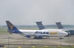 xiel0525さんが、横田基地で撮影したアトラス航空 747-446の航空フォト(写真)