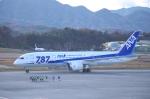 xiel0525さんが、高松空港で撮影した全日空 787-8 Dreamlinerの航空フォト(写真)