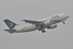 Orange linerさんが、成田国際空港で撮影したパキスタン国際航空 A310-308の航空フォト(写真)