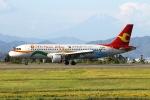 KAKOさんが、静岡空港で撮影した天津航空 A320-214の航空フォト(写真)
