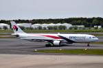 turenoアカクロさんが、成田国際空港で撮影したマレーシア航空 A330-323Xの航空フォト(写真)
