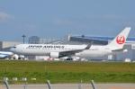 amagoさんが、成田国際空港で撮影した日本航空 767-346/ERの航空フォト(写真)