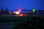 門ミフさんが、佐賀空港で撮影した春秋航空日本 737-81Dの航空フォト(写真)