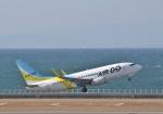 TAOTAOさんが、中部国際空港で撮影したAIR DO 737-781の航空フォト(写真)