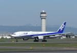くーぺいさんが、新千歳空港で撮影した全日空 777-281/ERの航空フォト(写真)