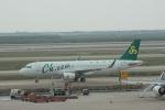 Rsaさんが、上海浦東国際空港で撮影した春秋航空 A320-214の航空フォト(写真)