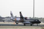 Gulf650Erさんが、成田国際空港で撮影したAethra Sistemas Automotivos SA Falcon 7Xの航空フォト(写真)