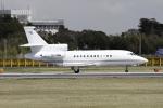 Gulf650Erさんが、成田国際空港で撮影したEquatorial Guinea Government Falcon 900Bの航空フォト(写真)