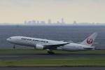 Gpapaさんが、羽田空港で撮影した日本航空 777-246の航空フォト(写真)