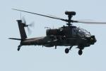 banshee02さんが、幕張海浜公園で撮影した陸上自衛隊 AH-64Dの航空フォト(写真)