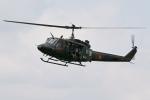 kaeru6006さんが、宇都宮飛行場で撮影した陸上自衛隊 UH-1Jの航空フォト(写真)