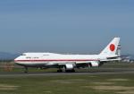 くーぺいさんが、新千歳空港で撮影した航空自衛隊 747-47Cの航空フォト(写真)