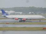 TUILANYAKSUさんが、成田国際空港で撮影したスカンジナビア航空 A340-313Xの航空フォト(写真)