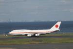 ジャンクさんが、羽田空港で撮影した航空自衛隊 747-47Cの航空フォト(写真)