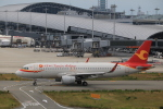 msrwさんが、関西国際空港で撮影した天津航空 A320-214の航空フォト(写真)