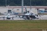 fukusukeさんが、嘉手納飛行場で撮影したアメリカ空軍 F-16C-30-CF Fighting Falconの航空フォト(写真)