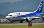 HS888さんが、鹿児島空港で撮影したANAウイングス 737-5L9の航空フォト(写真)