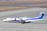 空飛ぶティラミスさんが、中部国際空港で撮影したANAウイングス DHC-8-402Q Dash 8の航空フォト(写真)