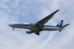 かずまっくすさんが、福岡空港で撮影した全日空 777-281の航空フォト(写真)