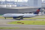 Gpapaさんが、羽田空港で撮影したデルタ航空 777-232/ERの航空フォト(写真)