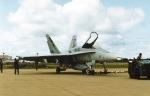 takamaruさんが、小松空港で撮影したアメリカ海兵隊 F/A-18C Hornetの航空フォト(写真)