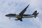 かずまっくすさんが、福岡空港で撮影したスターフライヤー A320-214の航空フォト(写真)