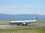 ゆうくん02GRさんが、関西国際空港で撮影した中国国際航空 A330-343Xの航空フォト(写真)