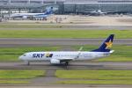 Gpapaさんが、羽田空港で撮影したスカイマーク 737-86Nの航空フォト(写真)