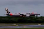 ぎんじろーさんが、成田国際空港で撮影したジェットスター・ジャパン A320-232の航空フォト(写真)