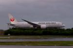 ぎんじろーさんが、成田国際空港で撮影した日本航空 787-8 Dreamlinerの航空フォト(写真)