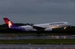 ぎんじろーさんが、成田国際空港で撮影したハワイアン航空 A330-243の航空フォト(写真)