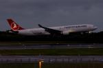 ぎんじろーさんが、成田国際空港で撮影したターキッシュ・エアラインズ A330-303の航空フォト(写真)