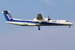 あしゅーさんが、福岡空港で撮影したANAウイングス DHC-8-402Q Dash 8の航空フォト(写真)