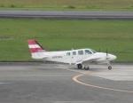 commet7575さんが、熊本空港で撮影した崇城大学 58 Baronの航空フォト(写真)