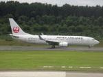 commet7575さんが、熊本空港で撮影した日本航空 737-846の航空フォト(写真)
