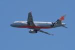 pringlesさんが、関西国際空港で撮影したジェットスター・アジア A320-232の航空フォト(写真)