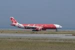 pringlesさんが、関西国際空港で撮影したエアアジア・エックス A330-343Xの航空フォト(写真)